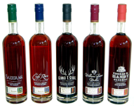Antique Collection range of bourbon whiskies