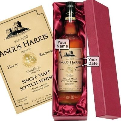 Personalised Malt Whisky