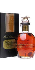 Blanton's Gold Edition bourbon whisky