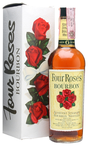 Four Roses 6 Year Old Bottled 1970s