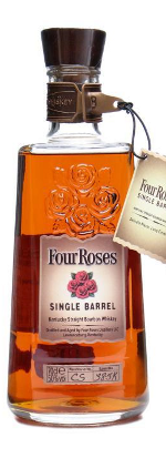 Four Roses Single Barrel bourbon whisky