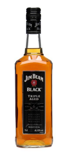 Jim Beam Black 6 Year Old Triple Aged
