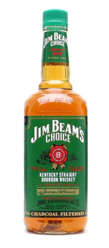 Jim Beam Green Label bourbon whisky