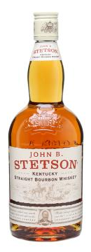 John B Stetson Kentucky Bourbon whisky