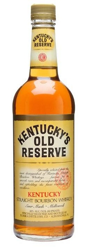 Kentucky's Old Reserve Whiskey