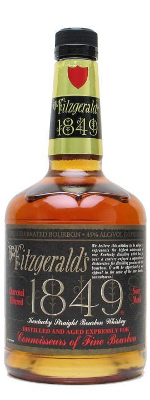 Old Fitzgerald 1849 8 Year Old bourbon whisky