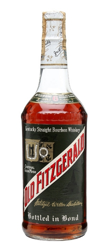Old Fitzgerald 6 Year Old Bottled 1970s