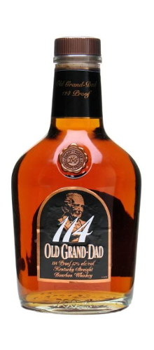 Old Grand Dad 114 bourbon whisky
