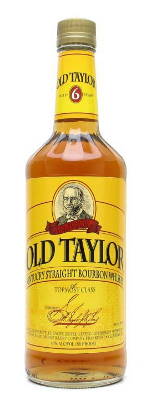 Old Taylor 6 Year Old bourbon whisky