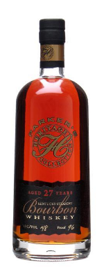 Parker's Heritage Collection 27 Year Old bourbon whisky