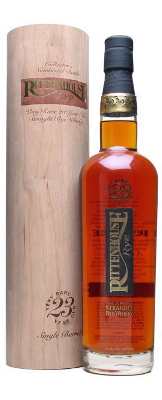 Rittenhouse 23 Year Old bourbon whisky