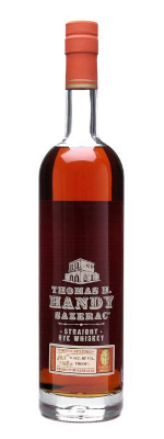 Thomas H Handy Sazerac 2009 whiskey