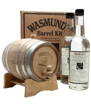 Wasmund's Single Malt Barrel Kit
