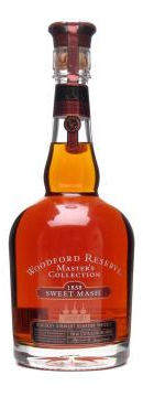 Woodford Reserve Master's Collection 1838 Sweet Mash bourbon whisky
