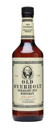 Old Overholt 4 Year Old bourbon whisky